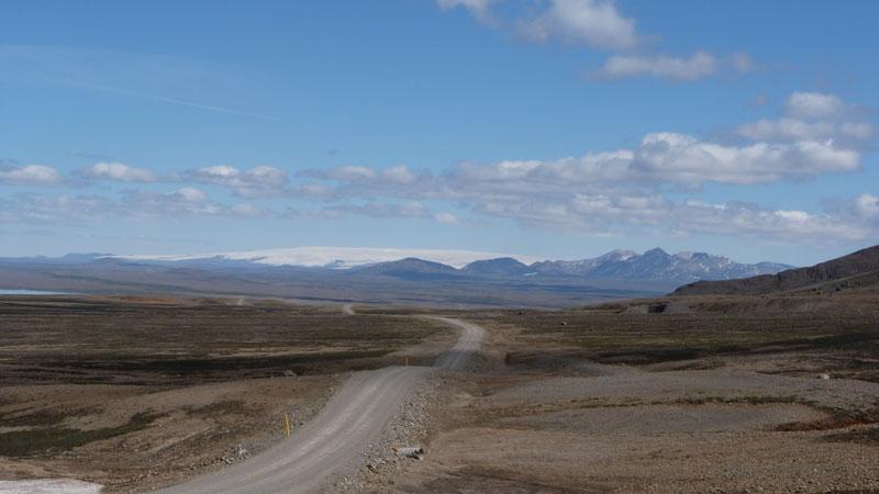 La F35 en Islande