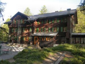Hôtel Flaferalp
