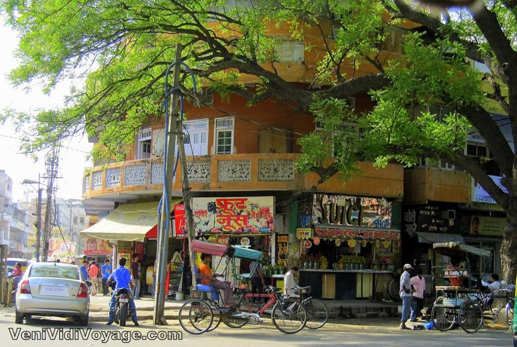 Delhi (mon quartier)