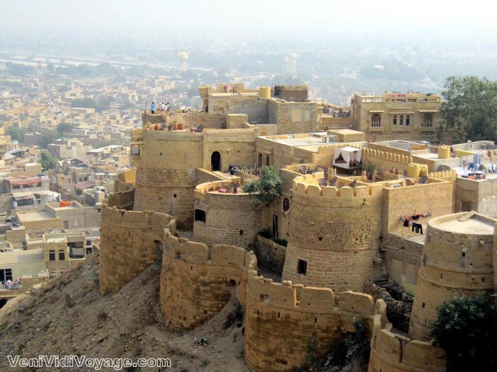 Inde - Rajasthan (Jaisalmer)