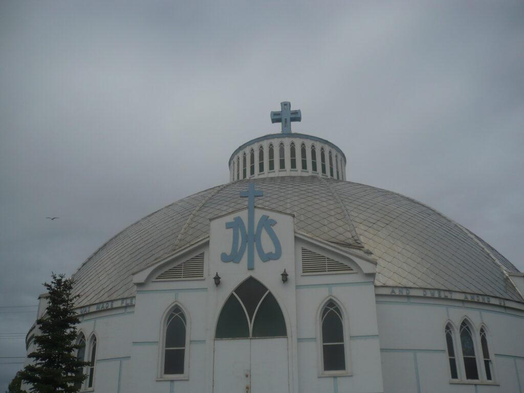 Eglise Igloo Inuvik