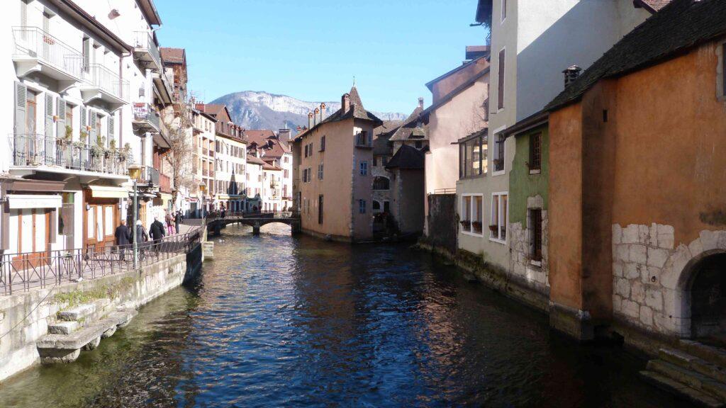 La Venise des Alpes