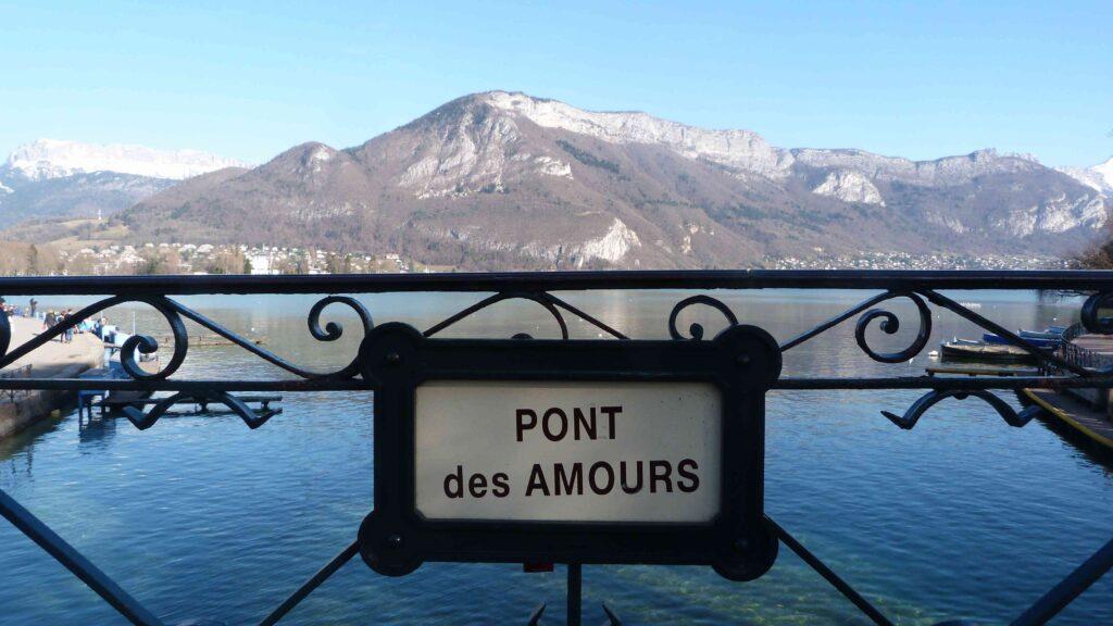 Les pont des amours