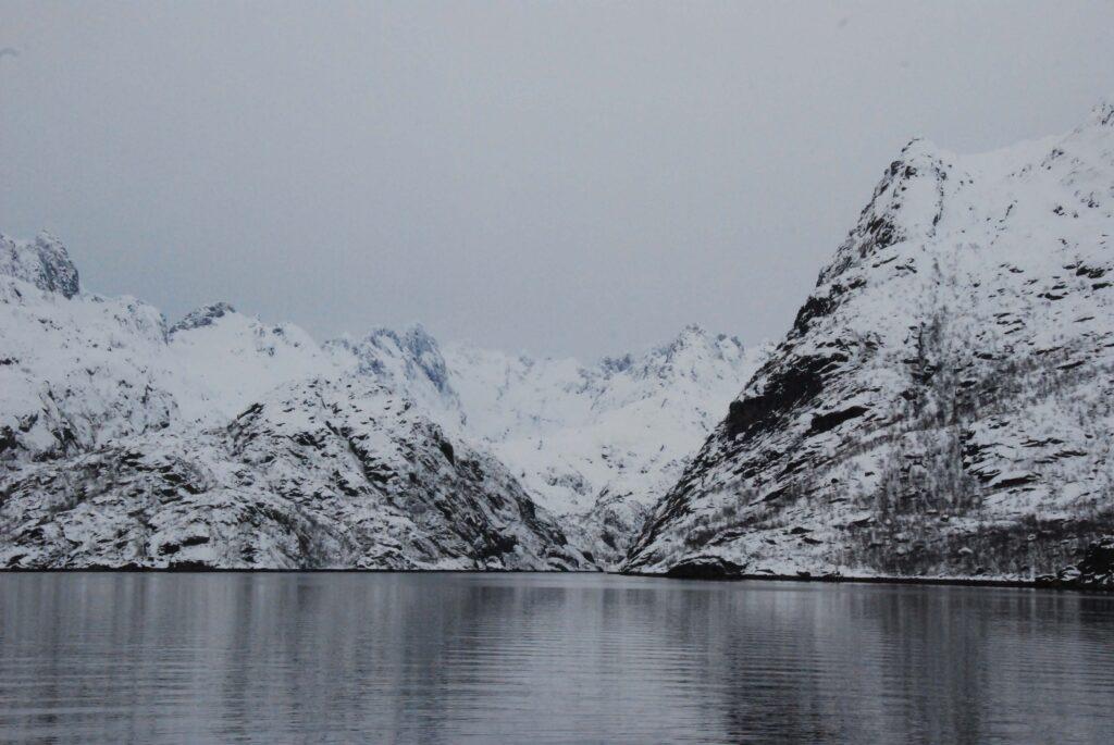 L'entrée du TrollFjord