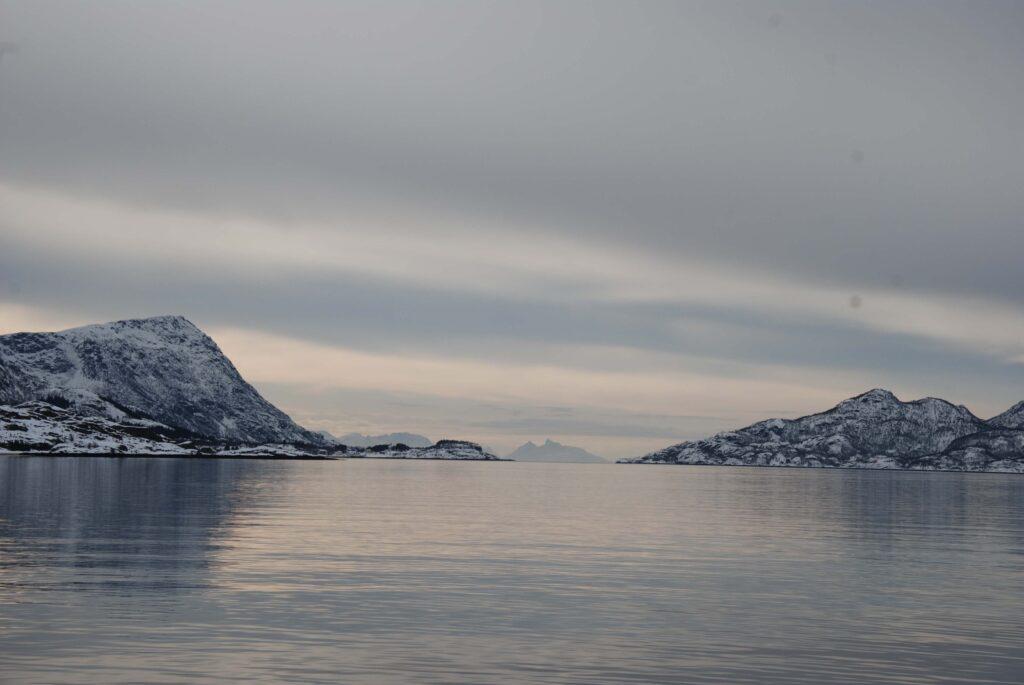 La sortie du TrollFjord