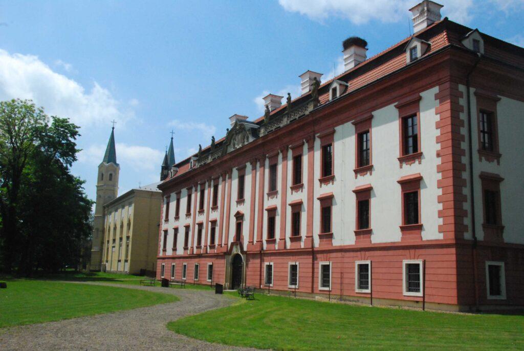 Le chateau de Kunin