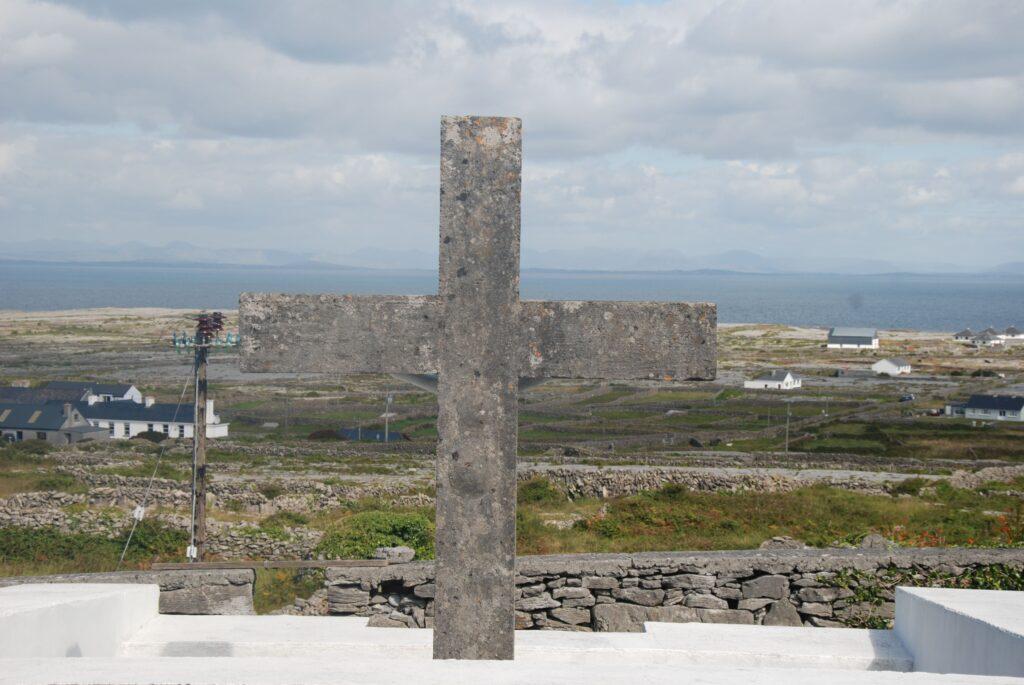 Faire une croix