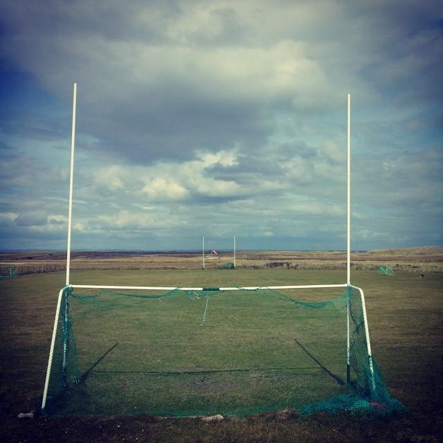 Le stade de football gaelique