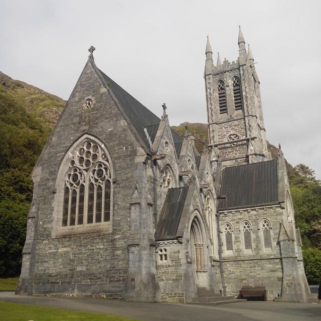 L'église de Kylemore