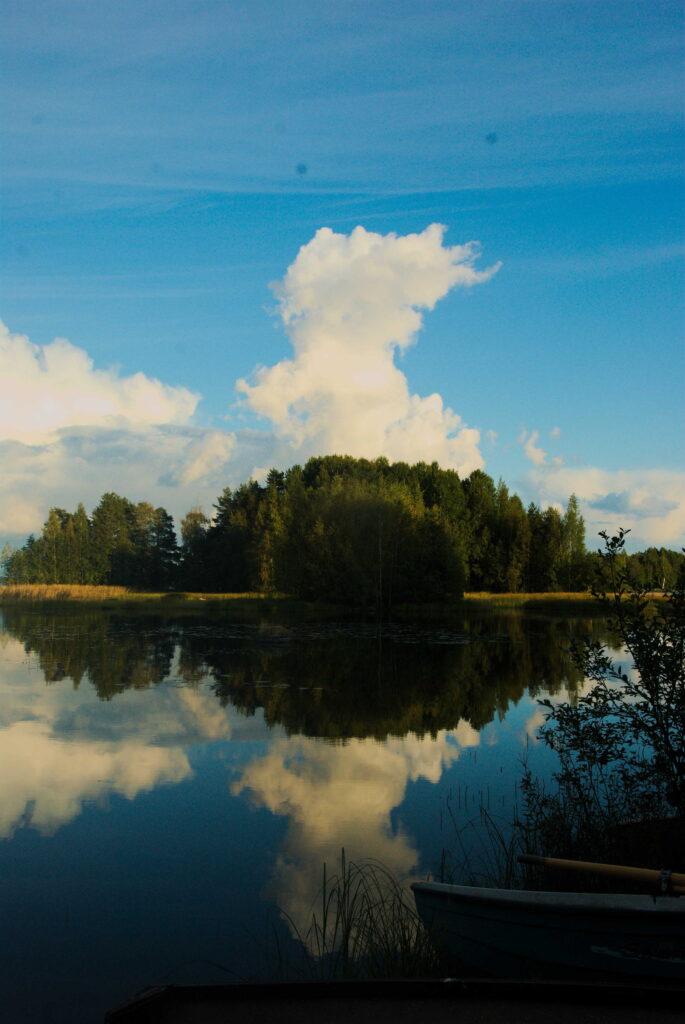 Les lacs miroirs
