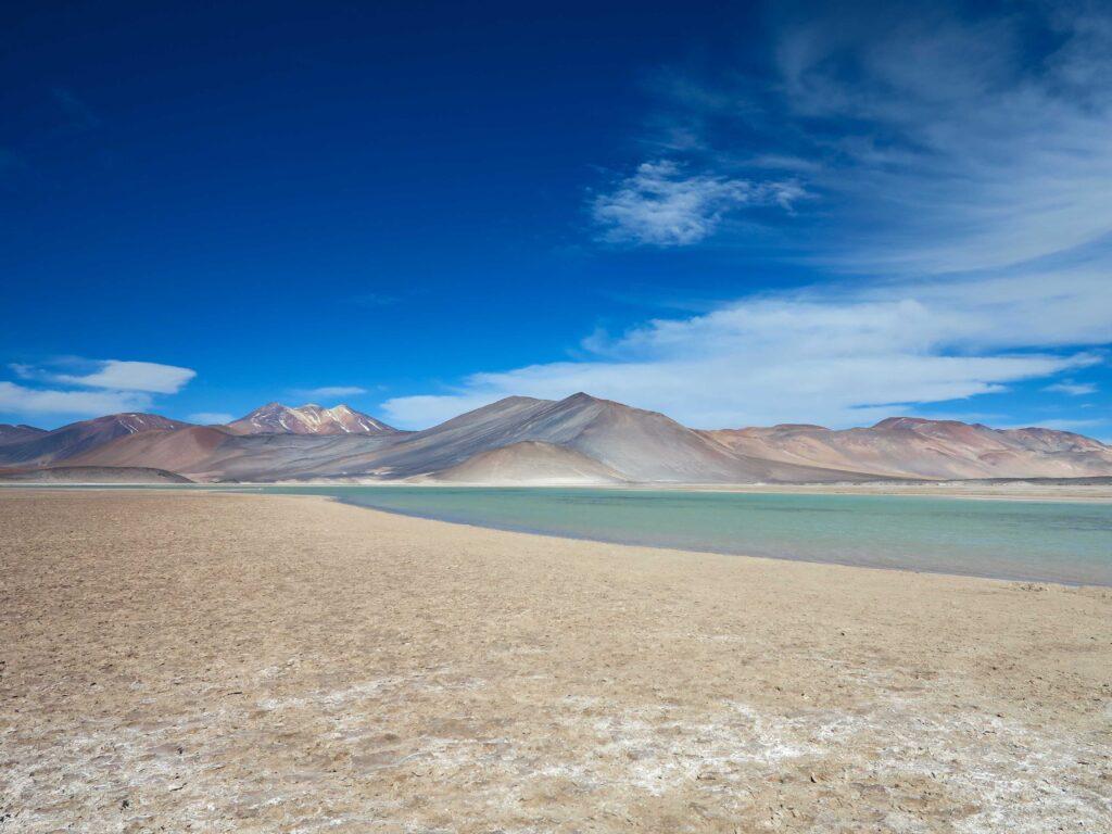 La lagune de tuyajto