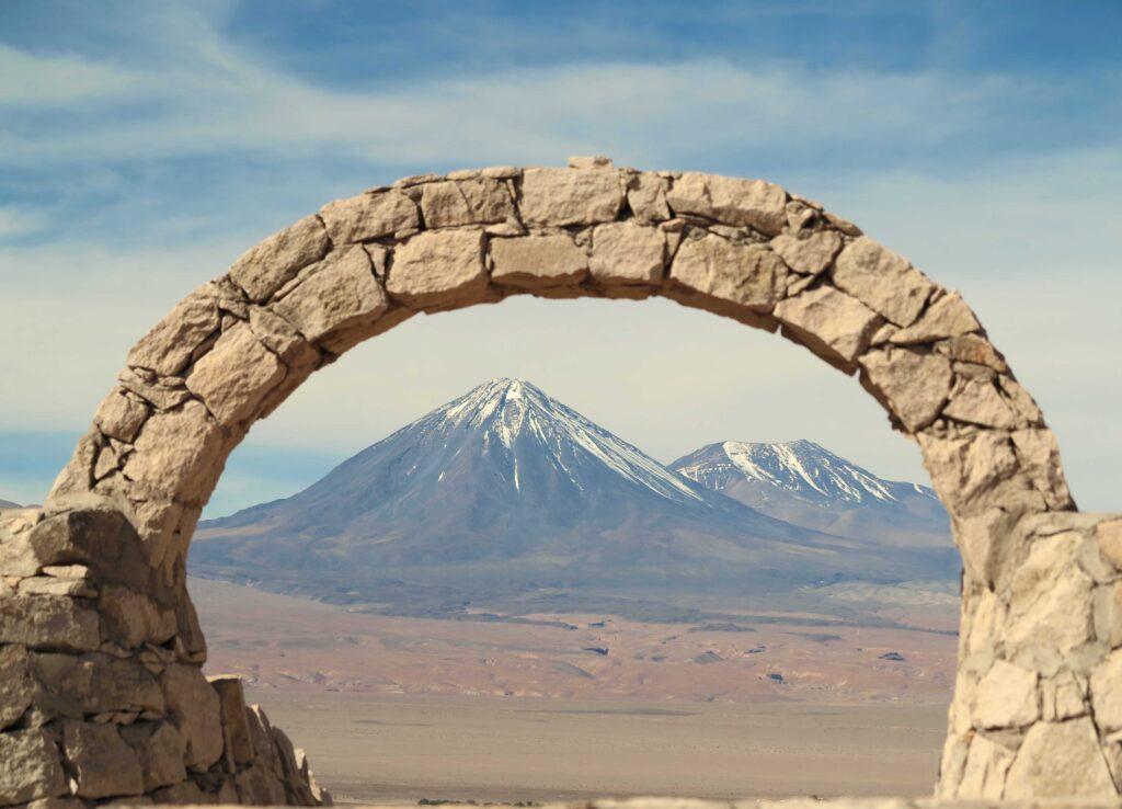 L'arche du Pukara
