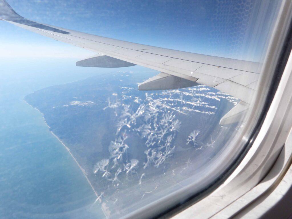 L'arrivée en Nouvelle Zélande