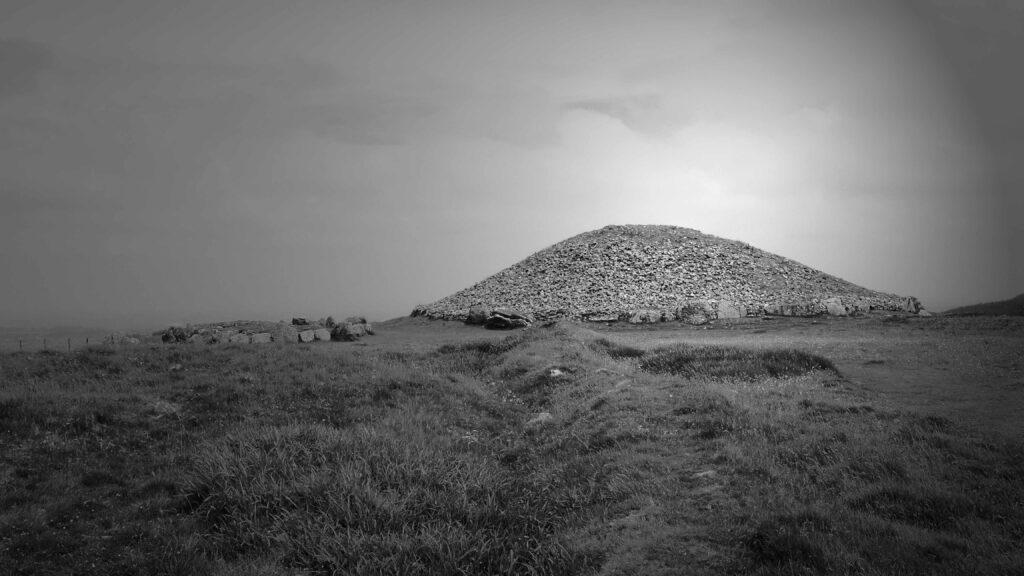 Le sommet de Loughcrew