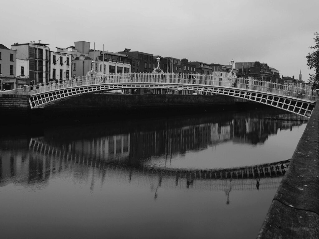 Les ponts de Dublin