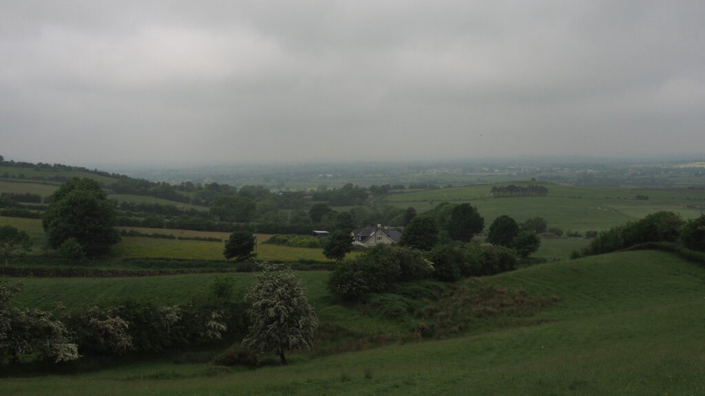 Les paysages de Tara