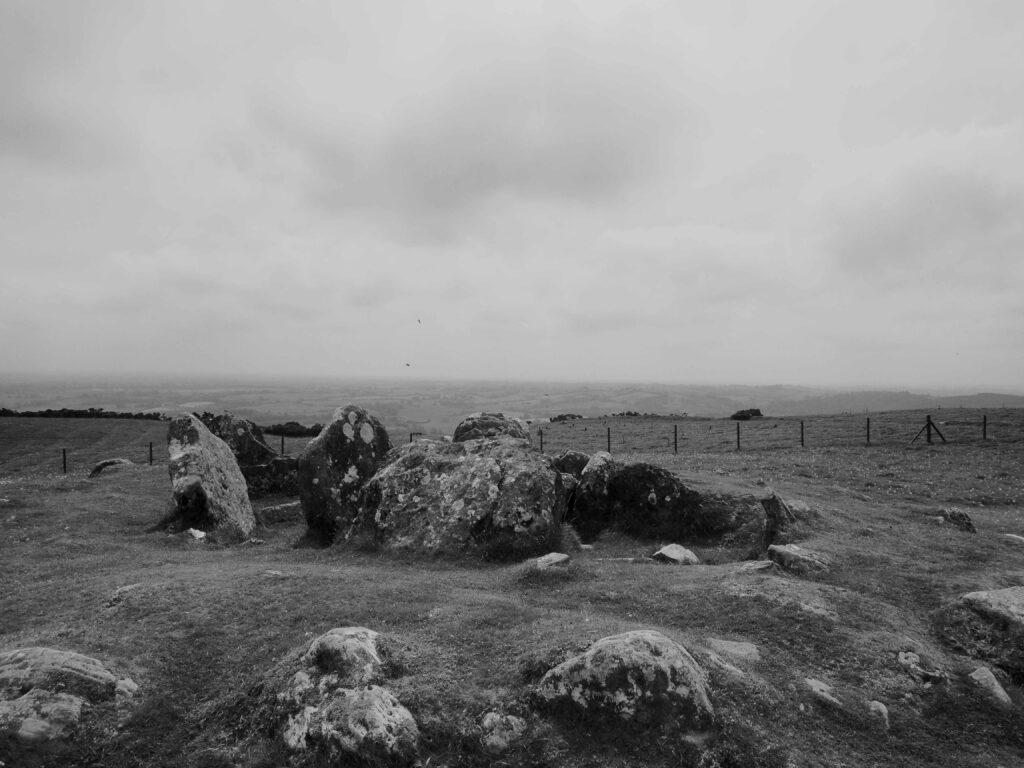 Les rochers de Loughcrew