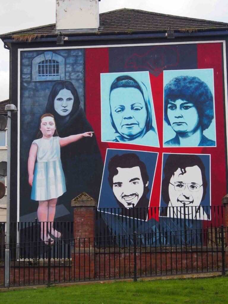 Mural de Derry