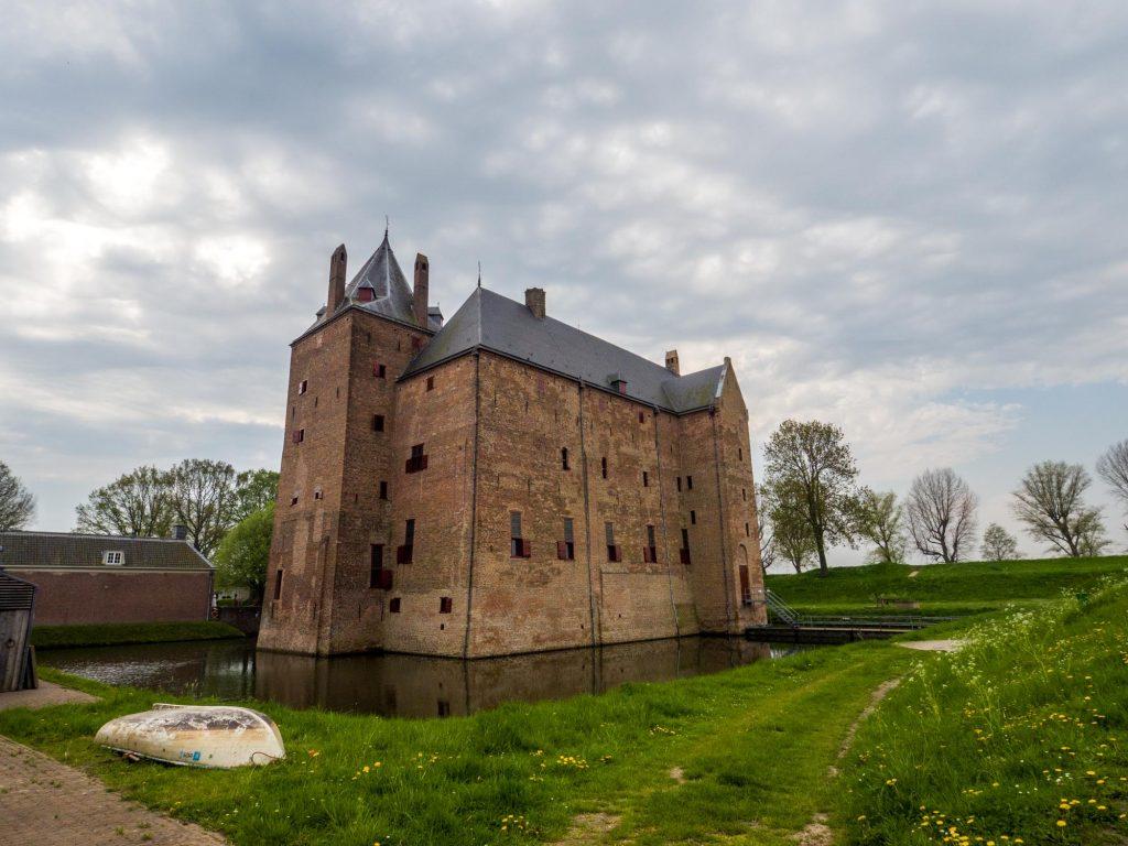 Le château de Woerden