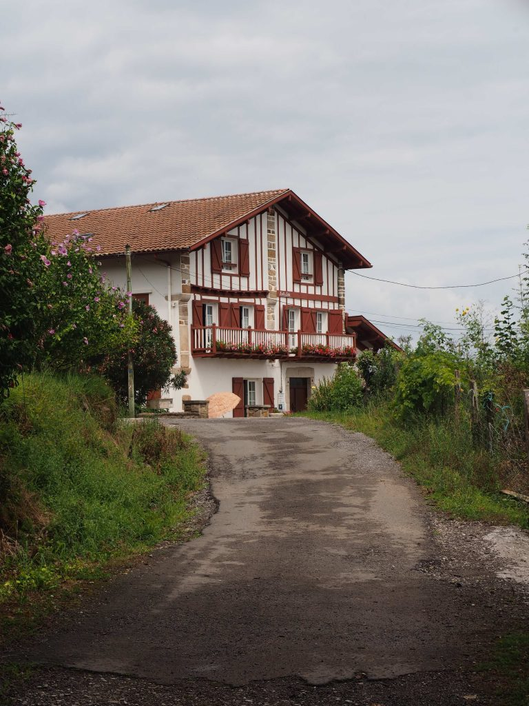 Les chemins du Pays Basque