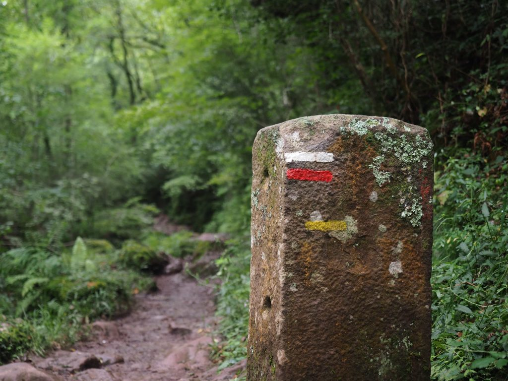 Les randonnées d'Urugne