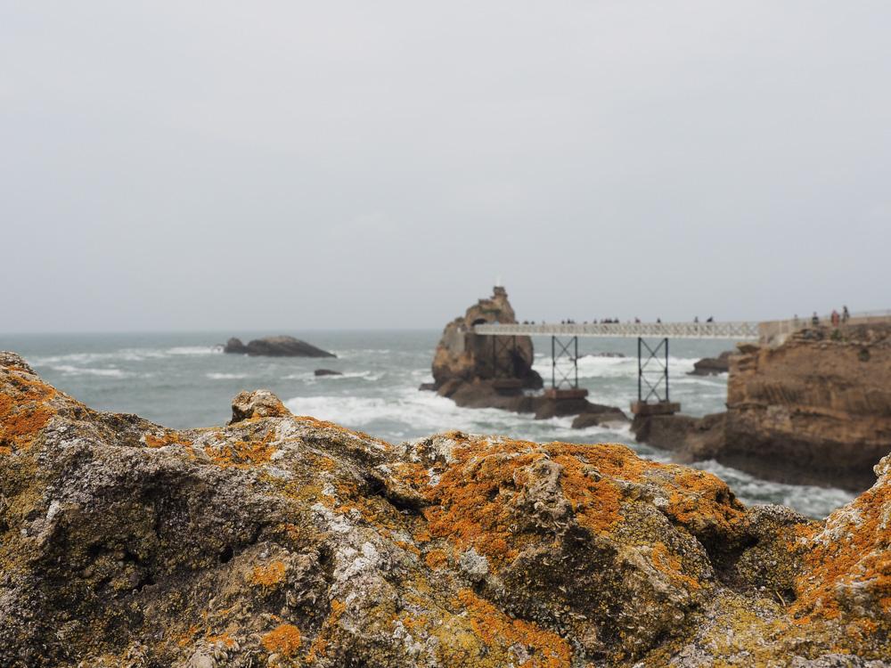 Le pont de Biarritz