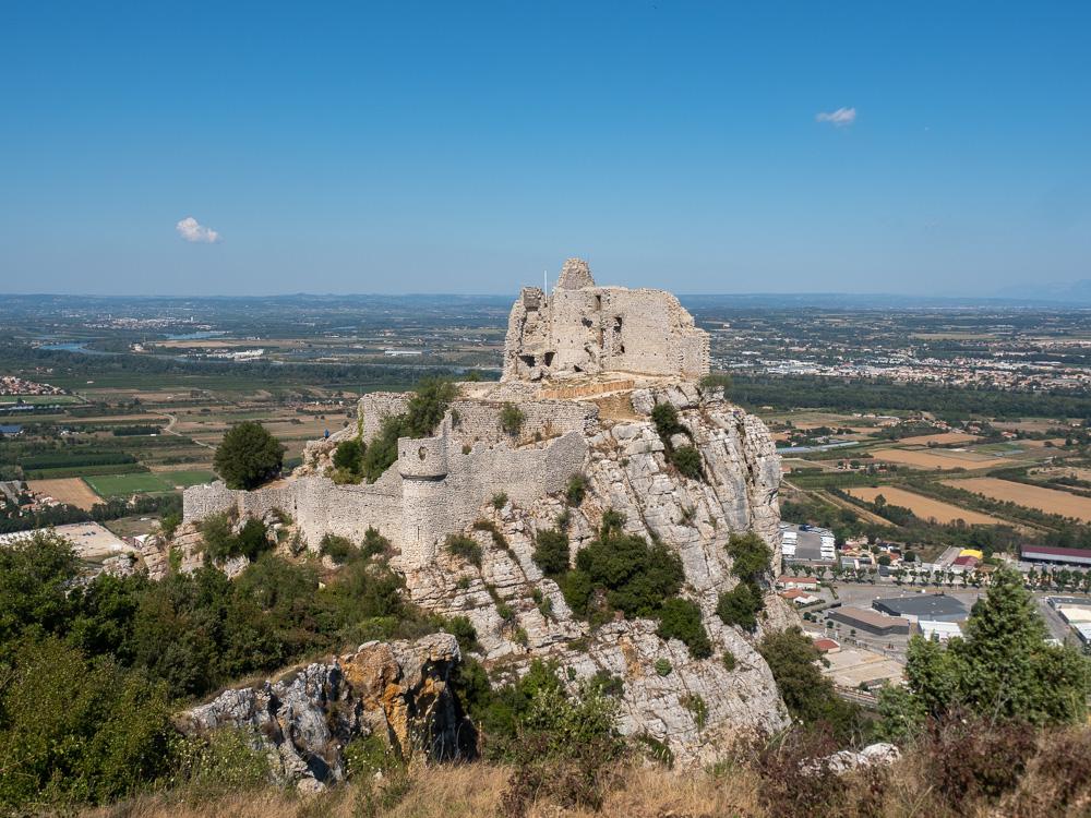 Le roc de Crussol