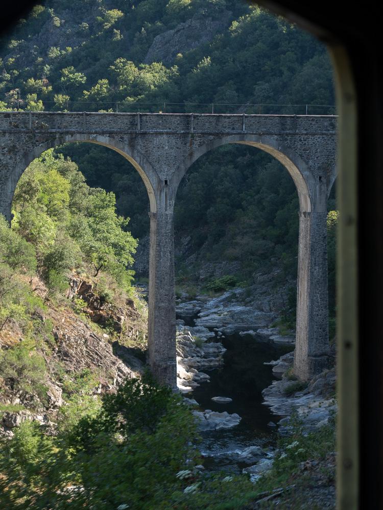 Les arches de l'Ardèche