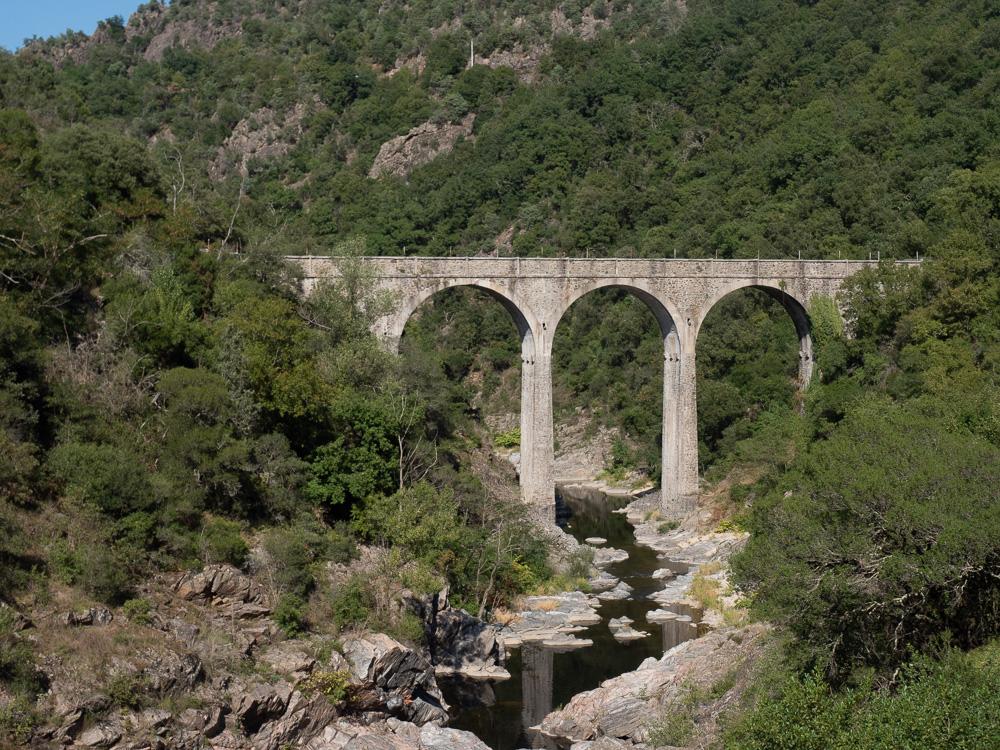 Les ponts de l'Ardèche
