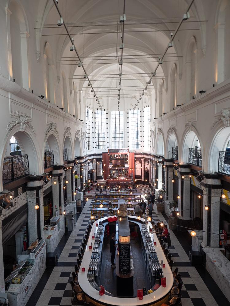 Holy Food Hall de Gand