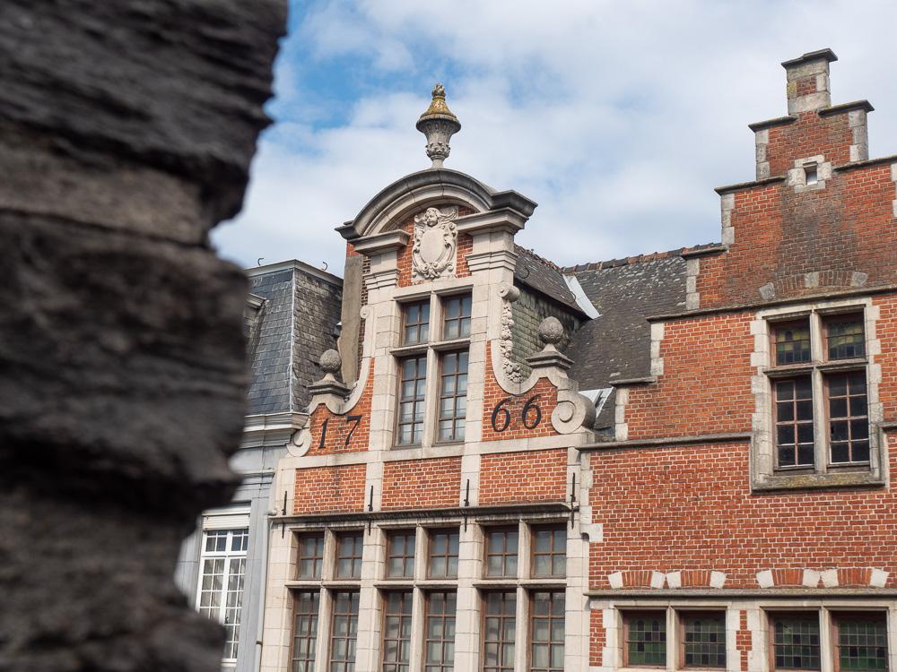 Les facades de Gand