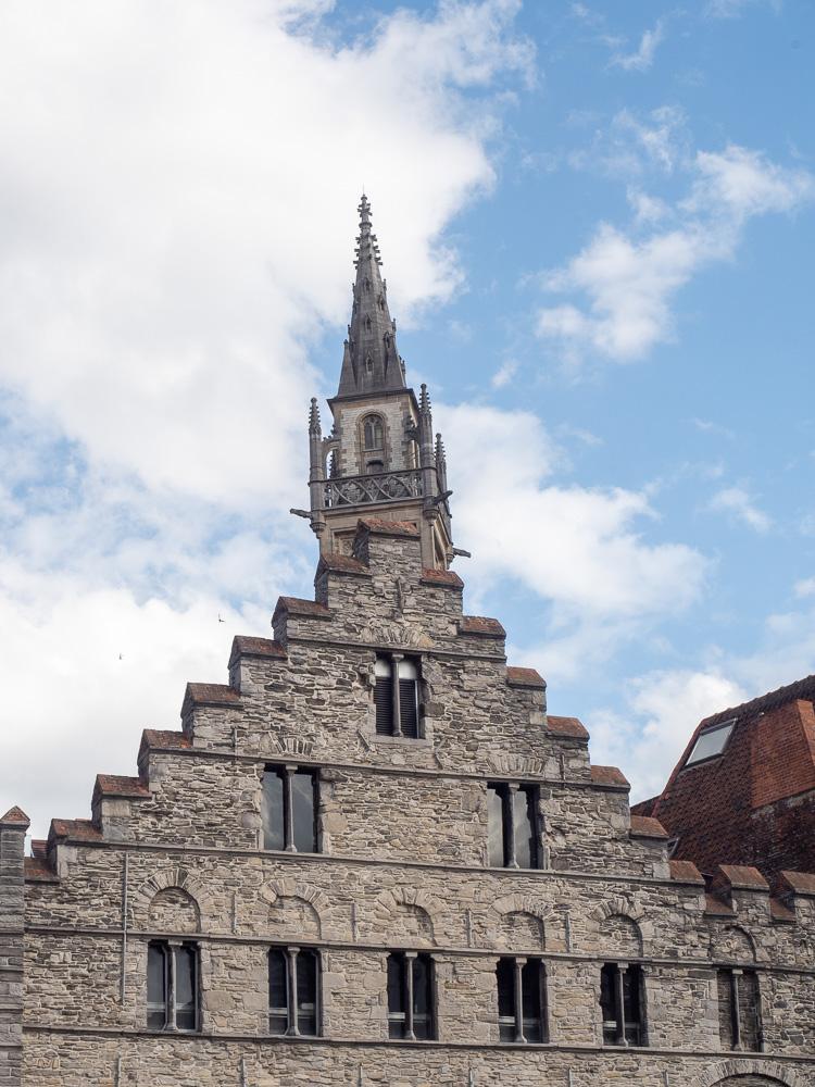 L'architecture de Gand