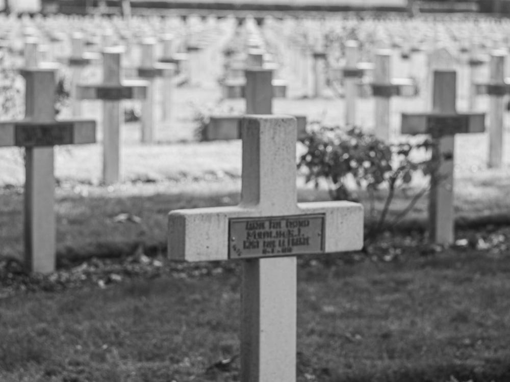 Le cimetière ancien de Saint Acheul