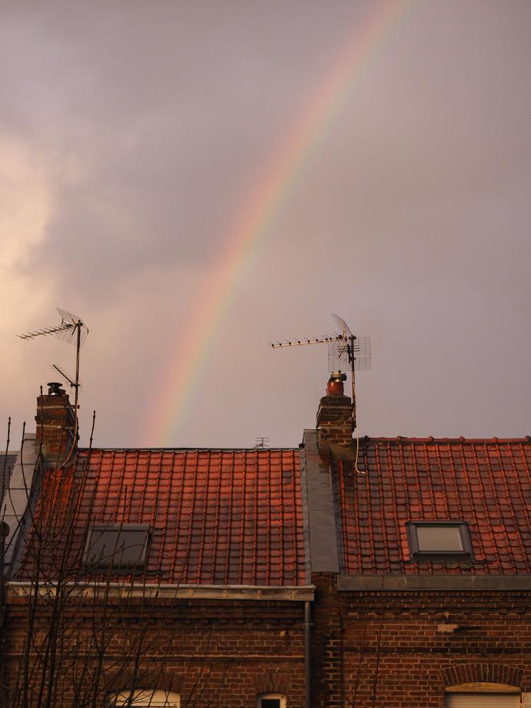 L'arc en ciel d'Amiens
