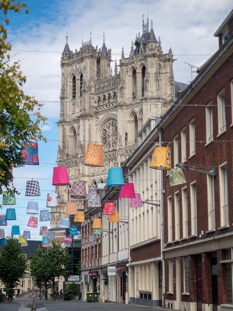 La cathédrale et ses abat-jours