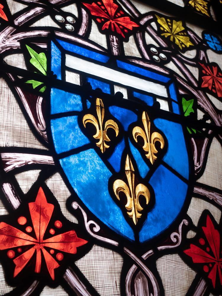 Lys de France à Pierrefonds