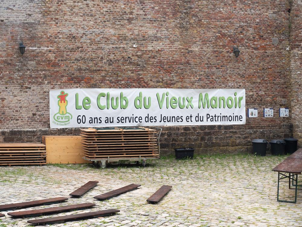Le club du vieux Manoir