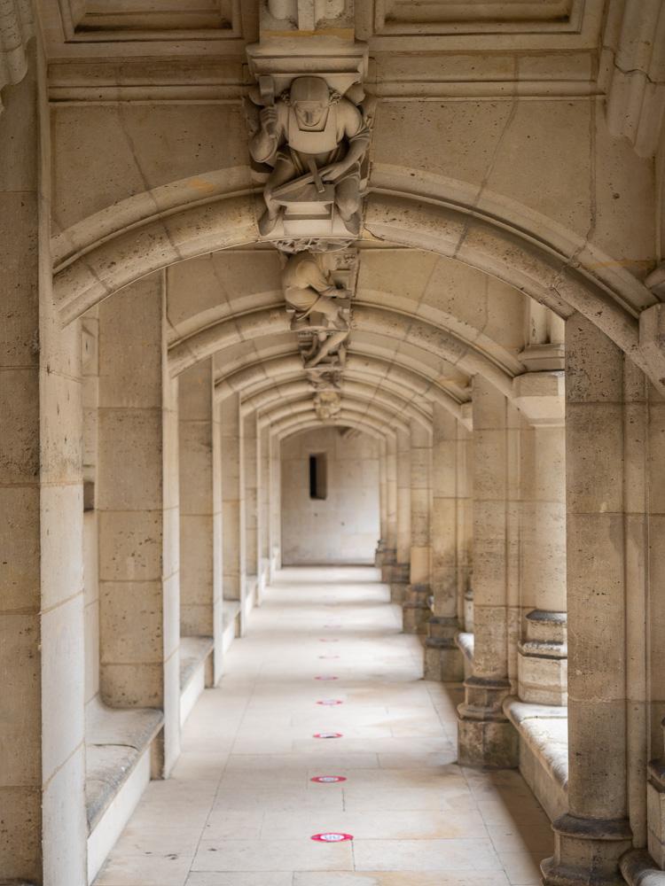 Les arcades de Pierrefonds