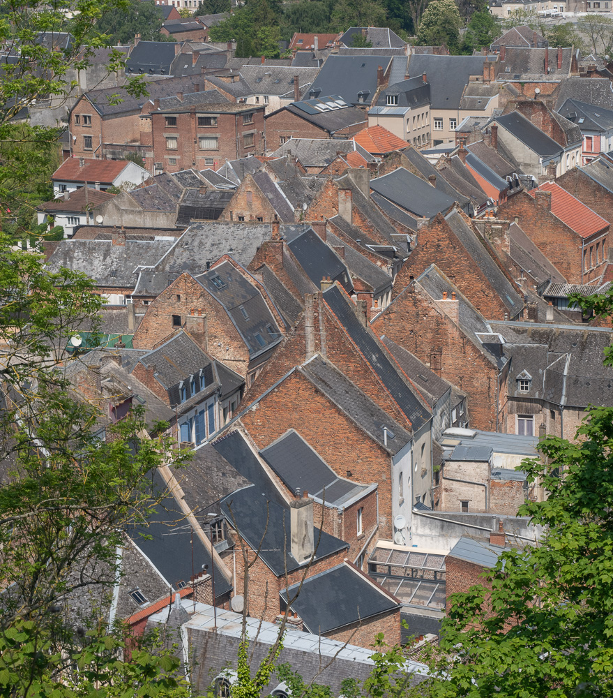 Les toits de Guise