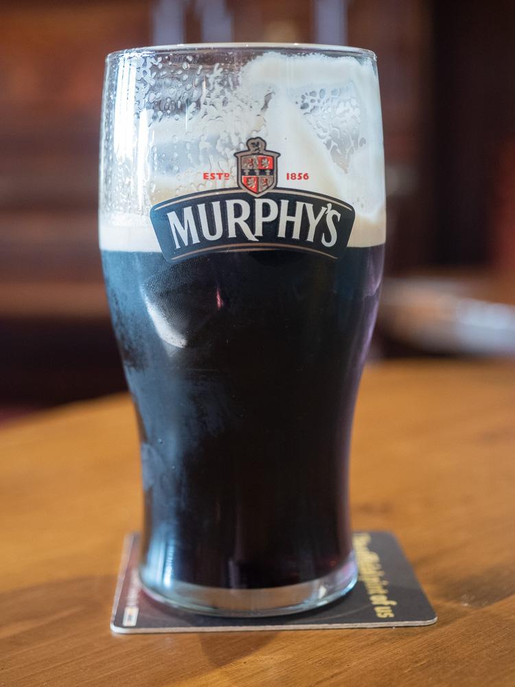 An irish beer