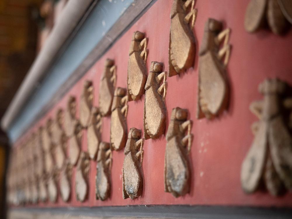 Les abeilles royales de Pierrefonds