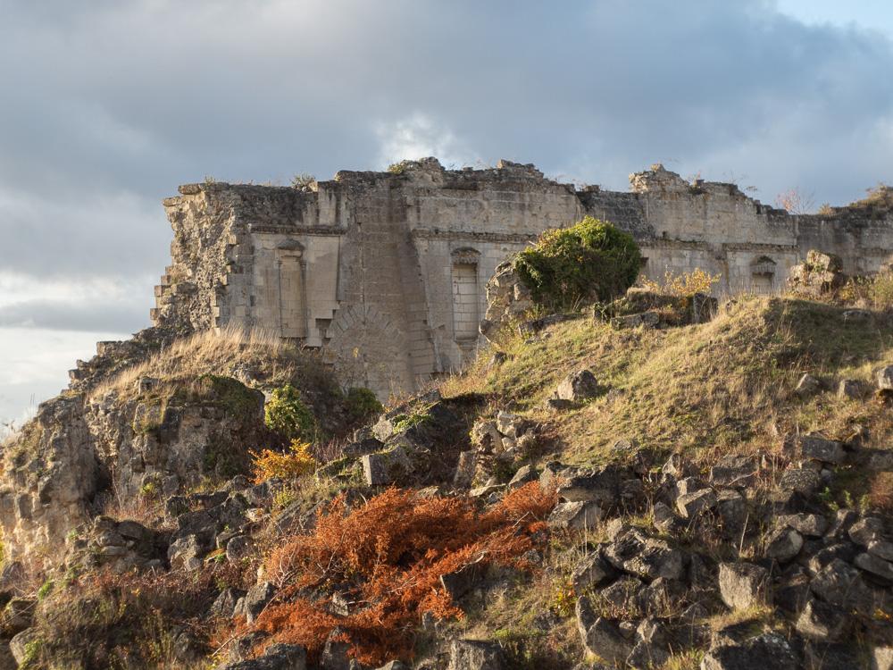 Le château fort de Coucy
