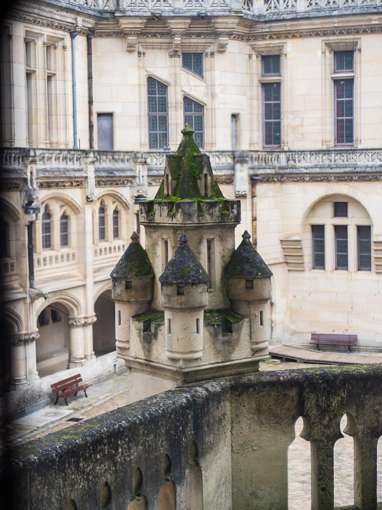 Un château dans le Château de Pierrefonds
