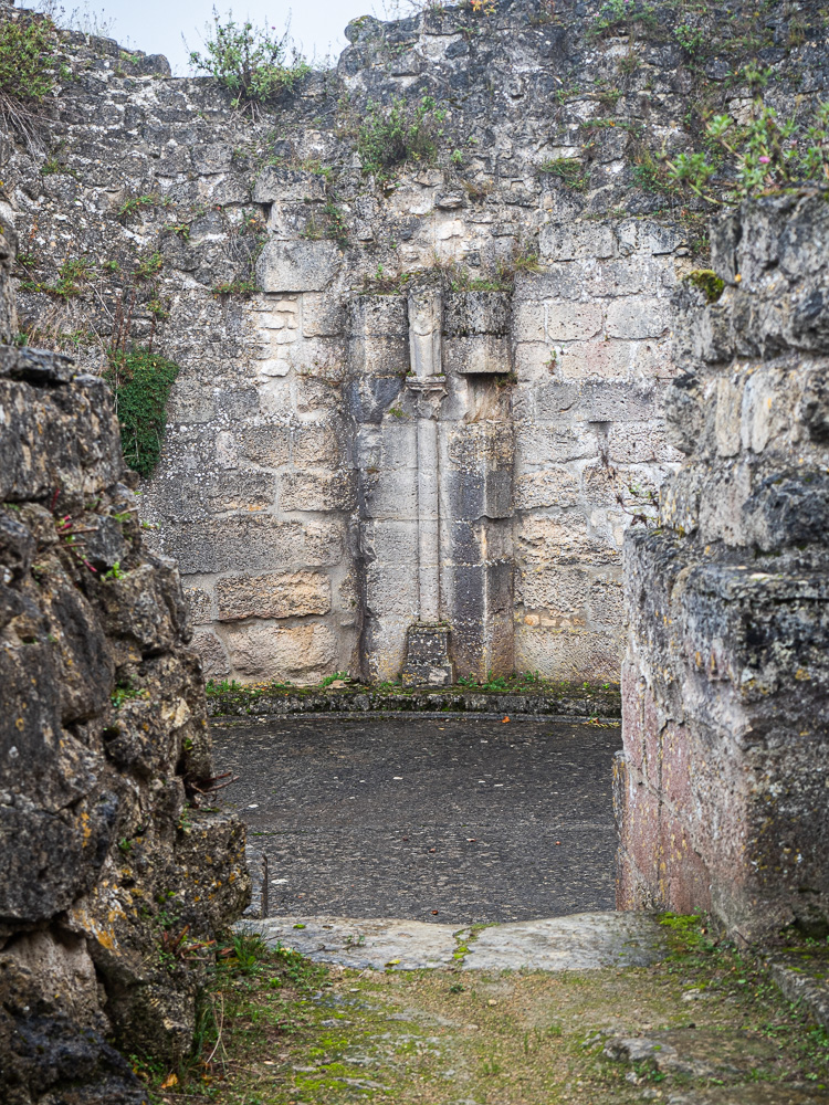 Les ruines de Coucy