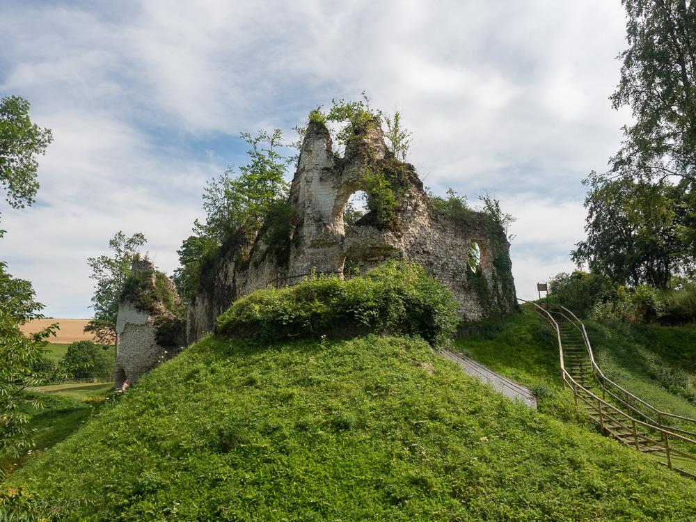 Le chateau de Fressin