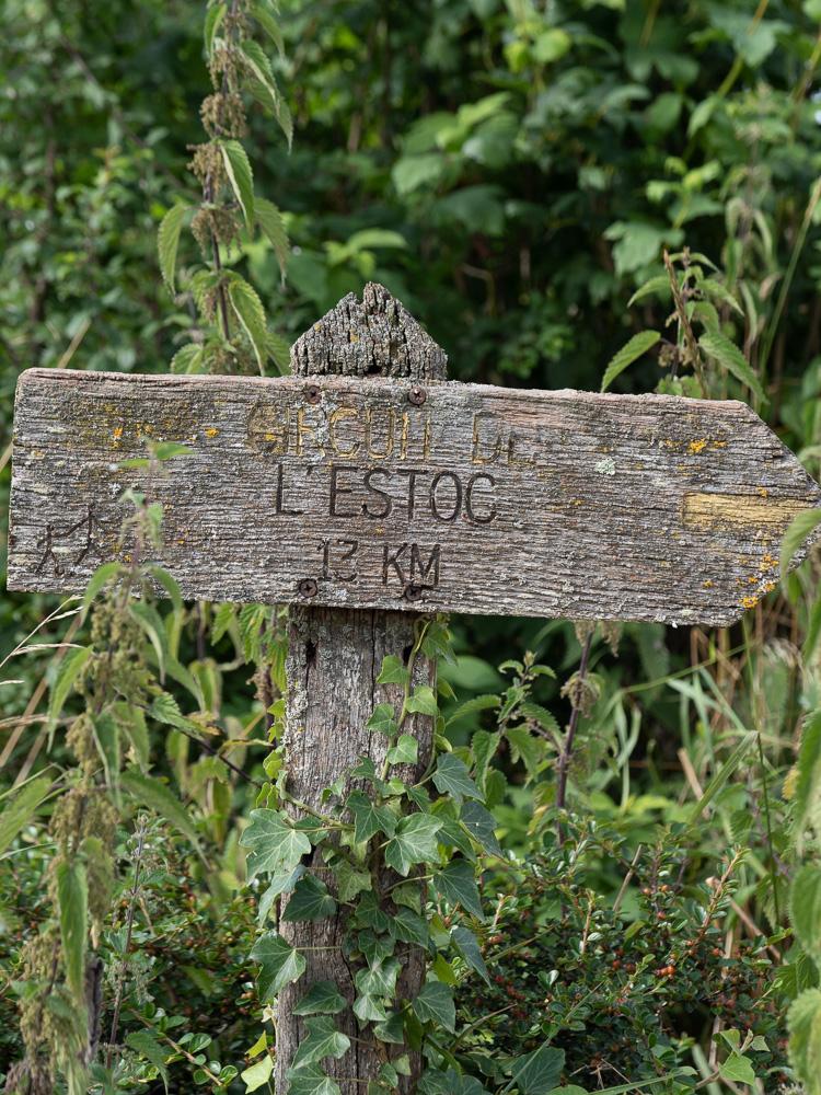 Vieux panneau en bois