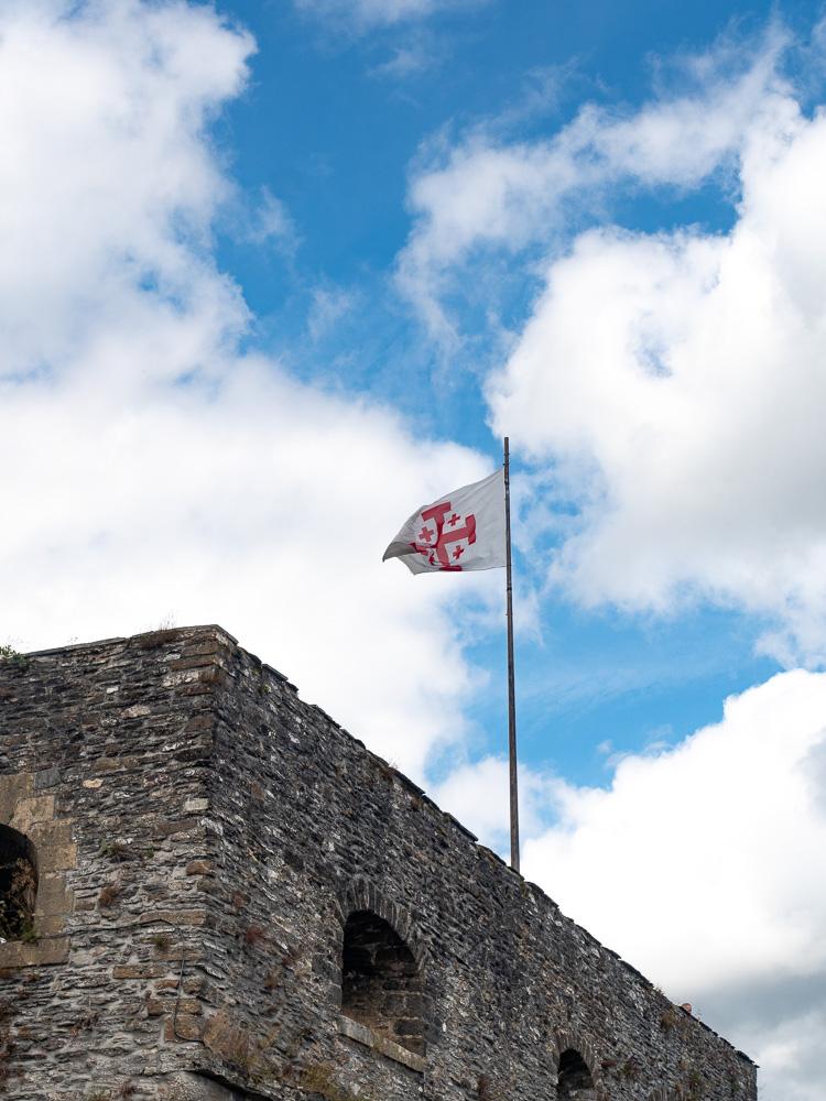 Le drapeau de Bouillon